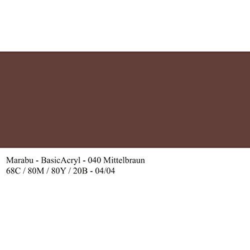 marabu-peinture-acrylique-basicacryl-marron-moyen-80-ml