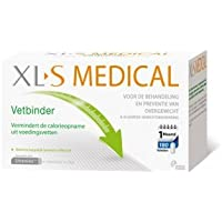 Xls Medical Fettbinder Tabletten Monatspackung 180 stk XL-S Medical Vetbinder - 180 Tabletten preisvergleich bei billige-tabletten.eu