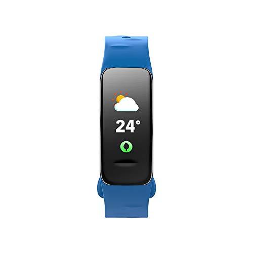 C1S Farbdisplay Multifunktions Intelligente Sportarmband 3dui Herzfrequenz Tracker Sport Modus Informationsaufforderung OLED Hd Display Ip67 Wasserdicht/Kompatibel Mit Ios Android Gerät