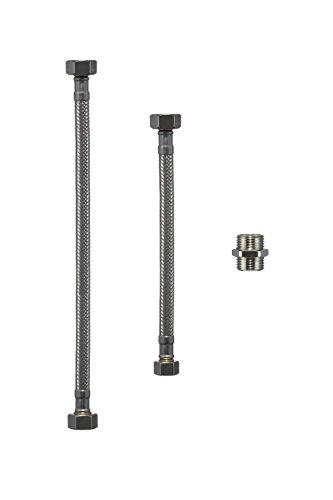 Riva Filter | Flexibles Schlauchanschluss-Set für Riva Wasserfilter zum Einbau unter die Spüle
