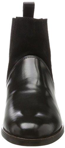 GANT Damen Nicole Chelsea Boots Schwarz (Black)