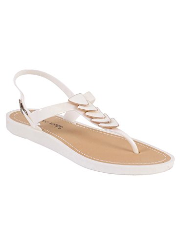 SFO - Strap alla caviglia donna Bianco (bianco)