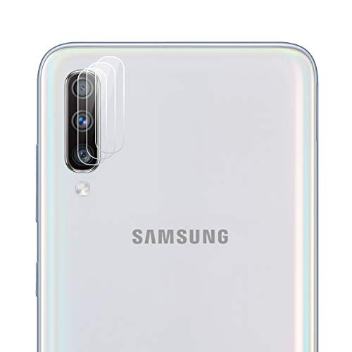Schutzfolie Kamera Objektive Panzerglas für Samsung Galaxy A70 Kamera Displayschutzfolie 3-Pack Kratzfest Explosionsgeschütztes Gehärtetes Glas Kameraobjektiv Schutzfolie für Samsung Galaxy A70