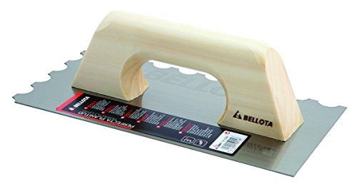 Bellota 5873-10R Peine diente radio, mango de madera