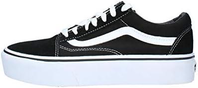 Vans, Ward Platform Canvas Sneakers voor dames