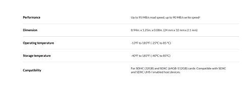 SanDisk Extreme PRO 32 GB, Scheda di Memoria SDHC, Classe 10, U3, V30, Velocità di Lettura 95 MB/s