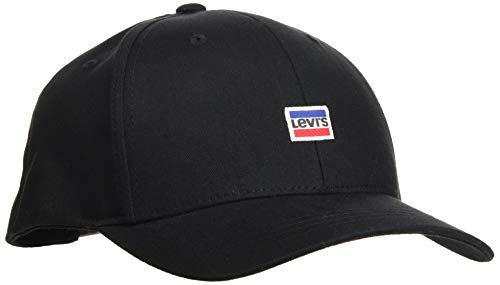 Imagen de levi's mini sportwear logo flexfit , negro r black 59 , única talla del fabricante un para hombre