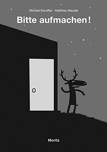 Bitte aufmachen!: Papp-Klapp-Bilderbuch