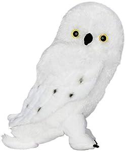 Dujardin Juets- Peluche Hedwige, 18 cm, 13056, Blanco