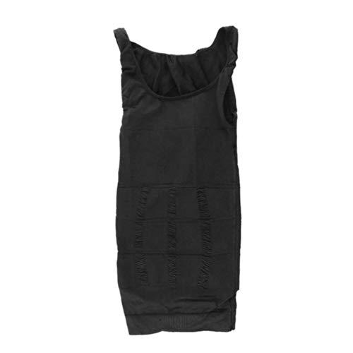Herren Korsett Körper Bauch Former Weste Bauch Taille Gürtel Shirt Shapewear Unterwäsche abnehmen
