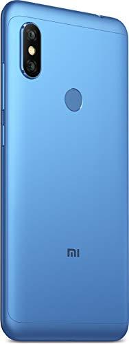 Redmi Note 6 Pro 64GB (4GB RAM) (Blue)