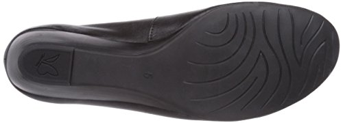 Caprice - 22300, Scarpe col tacco Donna Nero (Schwarz (BLACK/001))