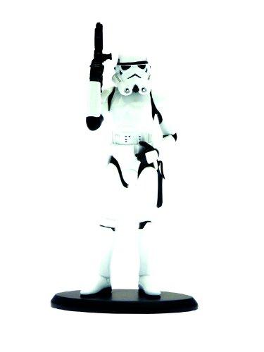 Star Wars SW002 - Figura SW002 - StormTrooper Resina