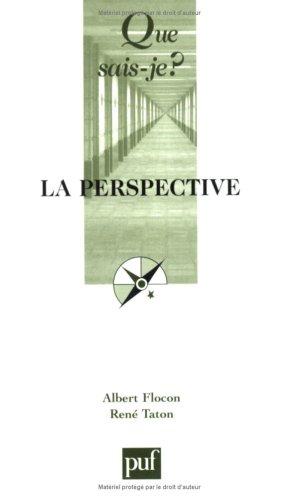 La perspective par Albert Flocon