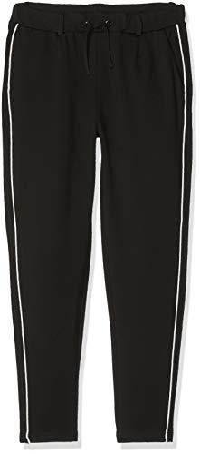 Name IT NOS Mädchen Nkfidalic Pant Noos Hose, Schwarz Black, (Herstellergröße:116)