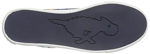 Rocket Dog Campo Damen Sneakers Blau (BLUE/NAVY BG6)