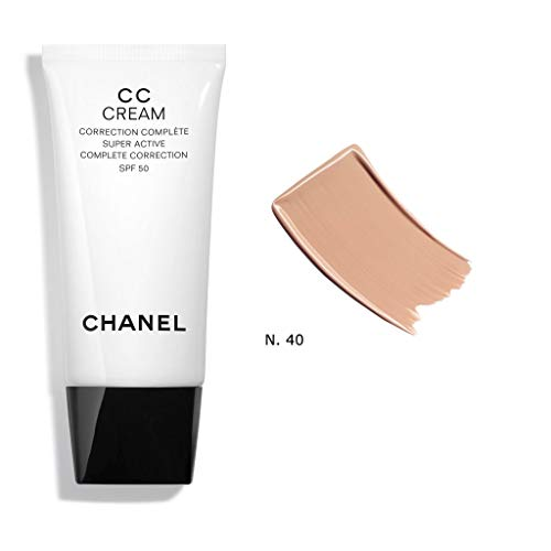 Chanel CC Cream Complete Correction Super Active SPF 50 Beige 40 30 ml