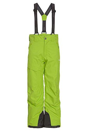 CMP Skihose Salopette Latzhose grün wasserdicht ClimaProtect® warm