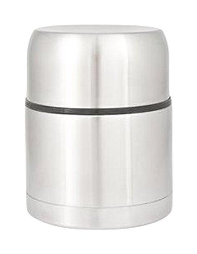 INOXPRAN 969 Porte vivande, Acier Inoxydable, Gris, 10 x 10 x 14 cm