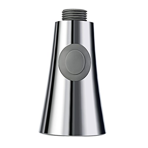 Homdox Ersatz Brausekopf Küchenbrause Geschirrbrause 2 Strahlarten Küchenarmatur Spüle Spültischarmatur Wasserhahn Küche