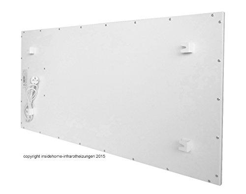Infrarotheizung Bildheizung PREMIUM rahmenlos mit Bild 900 Watt 120x60x15 cm Motiv Bild 3*
