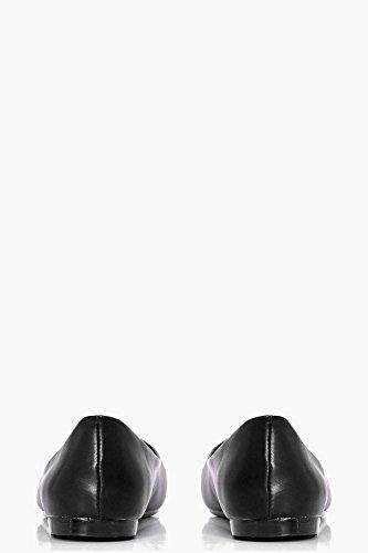 Bailarinas Mulheres Aplicativo Um Alice Metálico Simples Com Pretas 55qxPwrn4