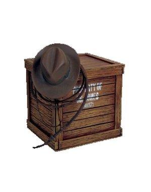 Indiana Jones Artefact Crate Con Exclusive -