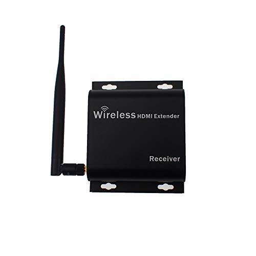 Yaoaomon HY01 Wireless Transmission System Wireless HDMI Extender Transmitter Receiver EU