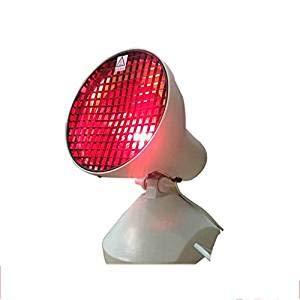 alogena Lampada durevole Medisana 88257 Lampada a Raggi infrarossi intensa per rilassare i muscoli ocurare i raffreddori Allevia il dolore Stimola la circolazione sanguigna