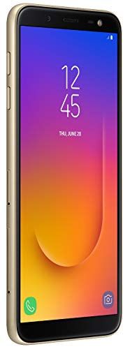 Samsung Galaxy J6 (Gold, 3GB RAM, 32GB Storage) with Offers
