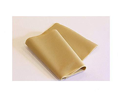 Palucart tovaglie in tnt 100x100 confezione da 100 tovaglie colore beige tessuto non tessuto ideali per la ristorazione
