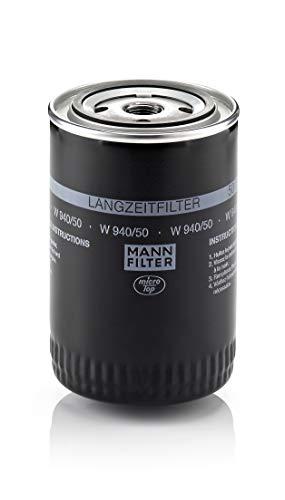 Original MANN-FILTER Ölfilter W 940/50 - Für PKW