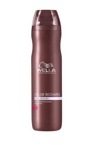 Wella - Shampoo Color Recharge Cool Blonde - Linea Color Recharge - 250ml