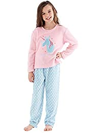bf483449e2 Amazon.es  Selena Girl - Pijamas y batas   Niña  Ropa