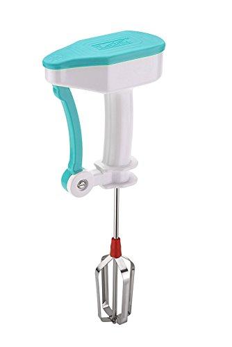 Lemish Nestwell Egg Beater Lassi Butter Milk Maker Mixer Power Free Hand Blender