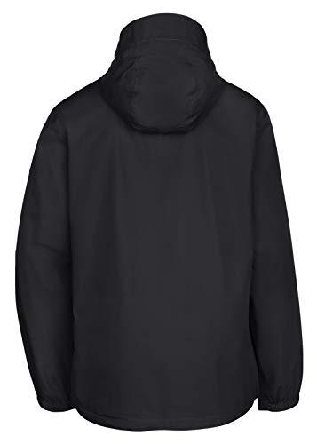VAUDE Herren Men's Escape Light Jacket Jacke Jacke Escape Light Jacket, Black, 48 (Herstellergröße: S) - 3