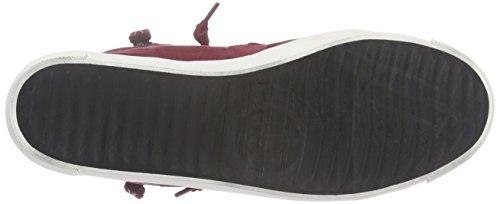 Kennel und Schmenger Schuhmanufaktur Queens, Sneaker Alte Donna Multicolore (Mehrfarbig (Blood/Gun Sohle Weiss 679))