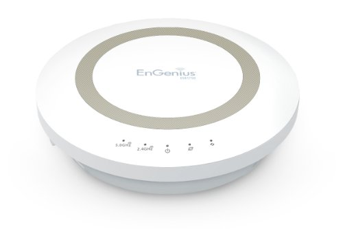 EnGenius ESR1750 Wireless AC1750 Dual-Band Router (450/1300Mbps, 2,4/5GHz, 4x Gigabit, USB) - Wireless Dual Ac1750 Band Router