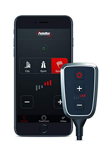 PedalBox+ A085.298 Gaspedaltuning von DTE-Systems mit App