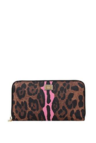 Portafogli Dolce&Gabbana Donna - Tessuto (BI0473AG128HAA1F)