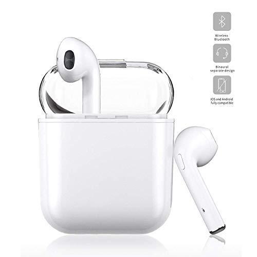 Bluetooth Kopfhörer Wireless Headsets 5.0 Kopfhörer Bluetooth In-Ear Kopfhörer Wireless Stereo 3D Surround Sound Freisprecheinrichtung für Android/IOS -
