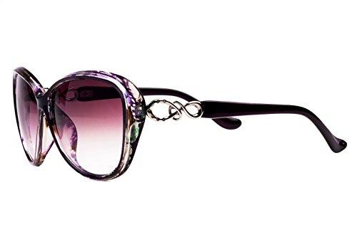 Efashionup Over-Sized Women Sunglasses (2324_1_Black)