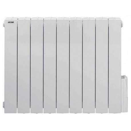 Radiateur à Fluides Caloporteurs Acova Atoll TAX LCD 1500 W - Blanc