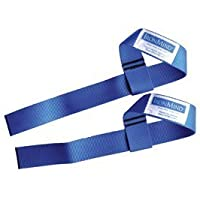 Ironmind -Strong-Enough Lifting Straps (pair) by IronMind