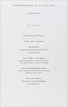 Le Coran Masson - Le Coran de Collectif ,Denise Masson (Sous