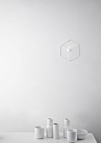Menu – POV Wandkerzenhalter – warmgrau – Note Design Studio – Design – Kerzenhalter - 3