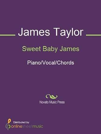 Sweet Baby James Ebook James Taylor Amazon Kindle Store