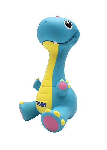 TOMY Toomies Stomp and Roar Dinosaur  Musical Toddler Toy  Suitable From 6 Months
