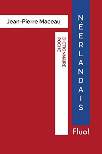 Dictionnaire Poche Néerlandais par Jean-Pierre Maceau