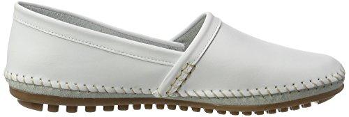 Marc Shoes Luna, Espadrilles femme Weiß (Weiß-324)